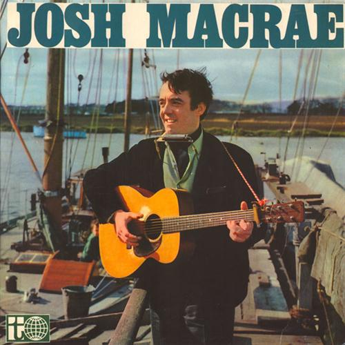 Josh McCrae Messing About On The River cover art