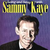 Swing And Sway sheet music by Sammy Kay