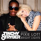 Bright Lights (feat. Pixie Lott) sheet music by Tinchy Stryder