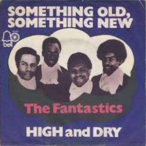 The Fantastics Something Old, Something New cover art
