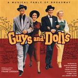 David Martin:Here I Go Again (from Guys And Dolls)