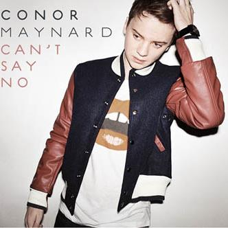 Conor Maynard Can't Say No cover art