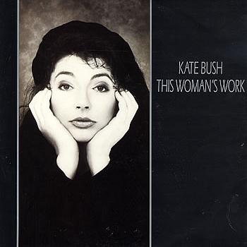 Kate Bush This Woman's Work cover art