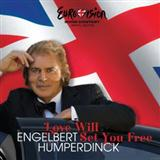 Love Will Set You Free sheet music by Engelbert Humperdinck