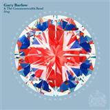Sing sheet music by Gary Barlow & The Commonwealth Band
