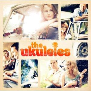 The Ukuleles Through It All cover art