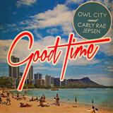 Good Time (feat. Carly Rae Jepsen) sheet music by Owl City