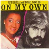 On My Own sheet music by Patti LaBelle & Michael McDonald