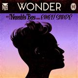 Wonder (feat. Emeli Sandé) sheet music by Naughty Boy