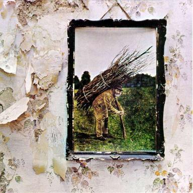 Led Zeppelin Four Sticks cover art