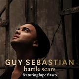 Battle Scars (feat. Lupe Fiasco) sheet music by Guy Sebastian