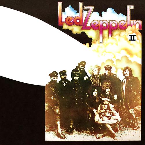 Led Zeppelin Moby Dick cover art