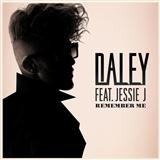 Remember Me (feat. Jessie J) sheet music by Daley