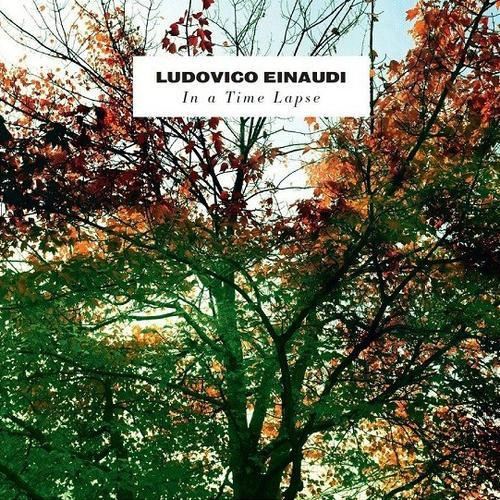 Ludovico Einaudi Burning cover art