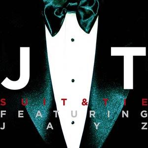 Justin Timberlake Suit & Tie (feat. Jay-Z) cover art