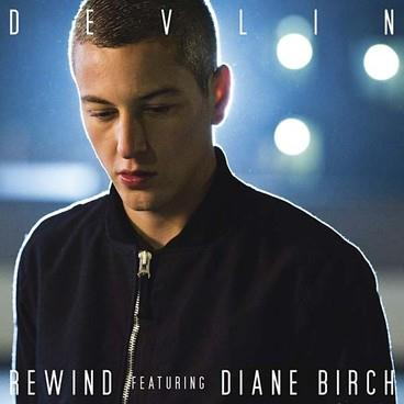 Devlin Rewind (feat. Diane Birch) cover art