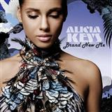 Brand New Me sheet music by Alicia Keys