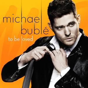 Michael Buble It's A Beautiful Day cover art