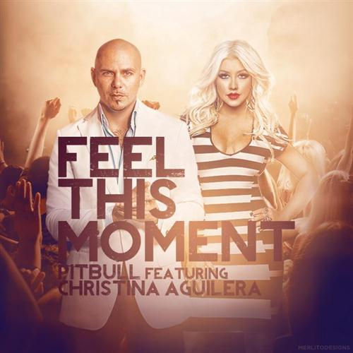 Pitbull Feel This Moment (feat. Christina Aguilera) cover art