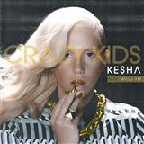 Crazy Kids (feat. Ke$ha) sheet music by Will.i.am