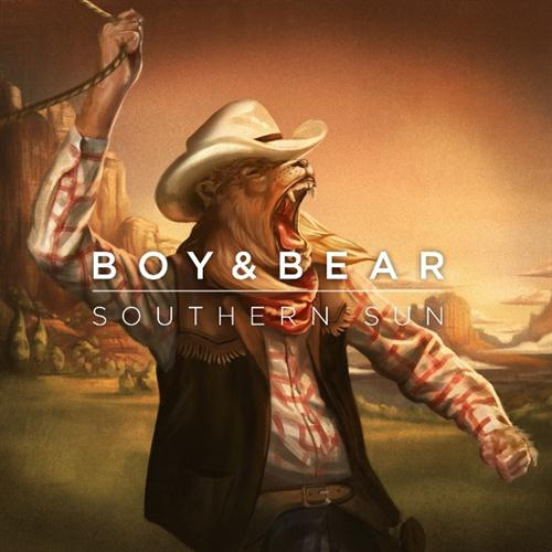 Boy And Bear Southern Sun cover art