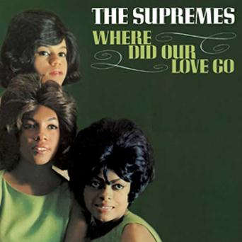 The Supremes Where Did Our Love Go cover art