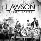 Brokenhearted (feat. B.o.B) sheet music by Lawson