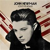 Love Me Again sheet music by John Newman
