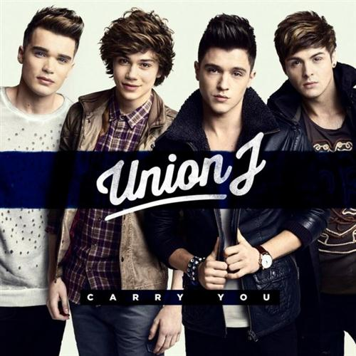 Union J Carry You cover art