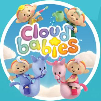 Rowland Lee Cloudbabies Theme cover art