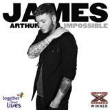 Impossible sheet music by James Arthur