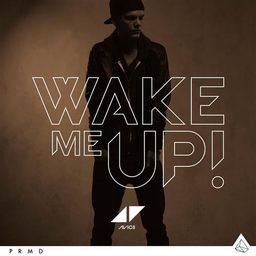 Avicii Wake Me Up cover art