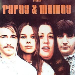 The Mamas & The Papas Dream A Little Dream Of Me cover art