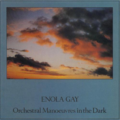 Orchestral Manouvers in the Dark Enola Gay cover art