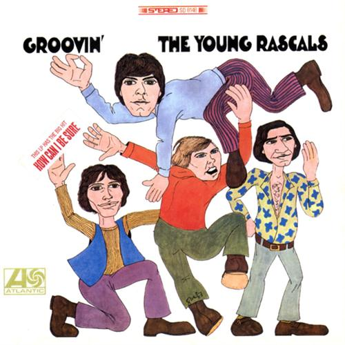 The Young Rascals Groovin' cover art