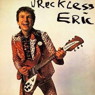 Wreckless Eric Whole Wide World cover art