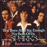 This Town Ain't Big Enough For Both Of Us sheet music by Sparks