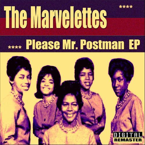 Image result for the marvelettes please mr postman single photo