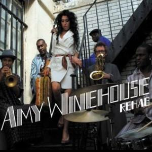 Amy Winehouse Rehab cover art