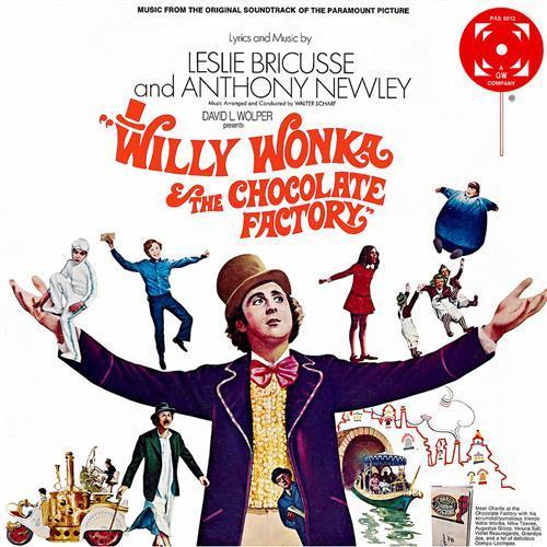 Gene Wilder Pure Imagination (from Willy Wonka & The Chocolate Factory) cover art