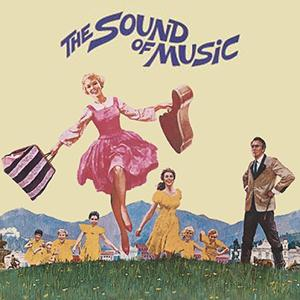 Julie Andrews My Favorite Things (from The Sound Of Music) cover art