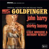 Goldfinger sheet music by Shirley Bassey