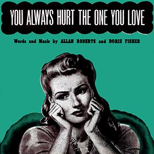 Ryan Gosling You Always Hurt The One You Love cover art