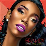 Put It Down (feat. Chris Brown) sheet music by Brandy