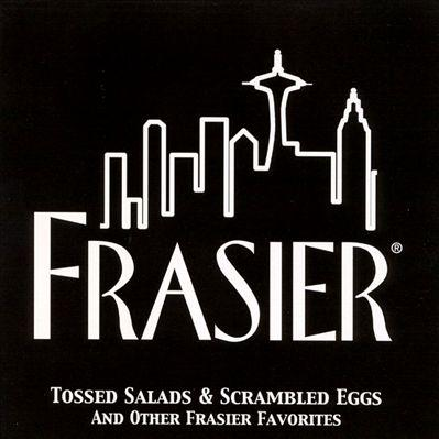 Bruce Miller Tossed Salad And Scrambled Eggs (Theme from Frasier) cover art