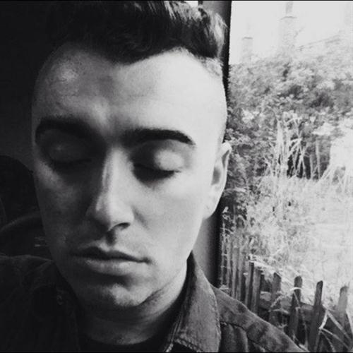 Sam Smith Nirvana cover art