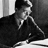Symphony No. 5 sheet music by Dmitri Shostakovich