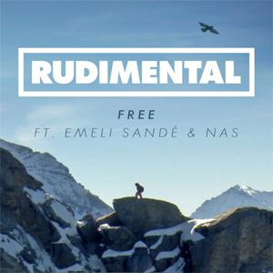 Rudimental Free (feat. Emeli Sandé) cover art