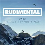 Free (feat. Emeli Sandé) sheet music by Rudimental
