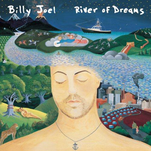Billy Joel The River Of Dreams cover art